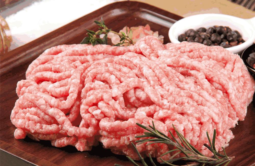 冷鲜肥5瘦5猪肉馅